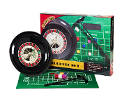 "Las Vegas Style® 10"" Roulette Wheel Game"