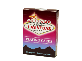 Las Vegas Style® Welcome to Las Vegas Playing Cards